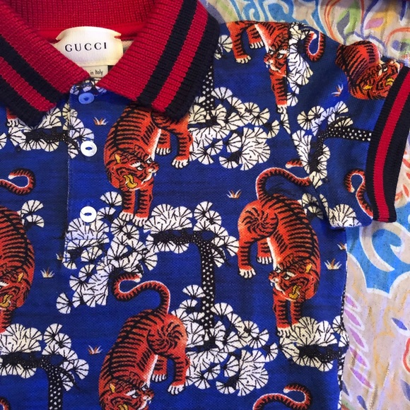 c3cfea2eeda6 Gucci Other - 100% authentic baby boy Gucci polo